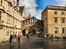 Oxford, Hertford College, Oxfordshire © Paul Gillett